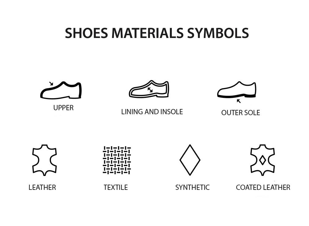 Shoes Symbols